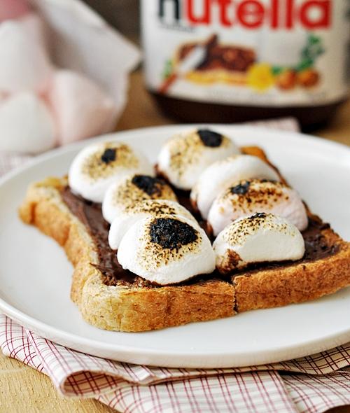 Easy Marshmallow Dessert – 2 Ways