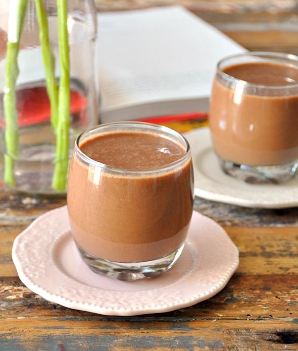 [Recipe] Caffè Mocha Smoothie (ft. Chia Seeds & Maca Powder)
