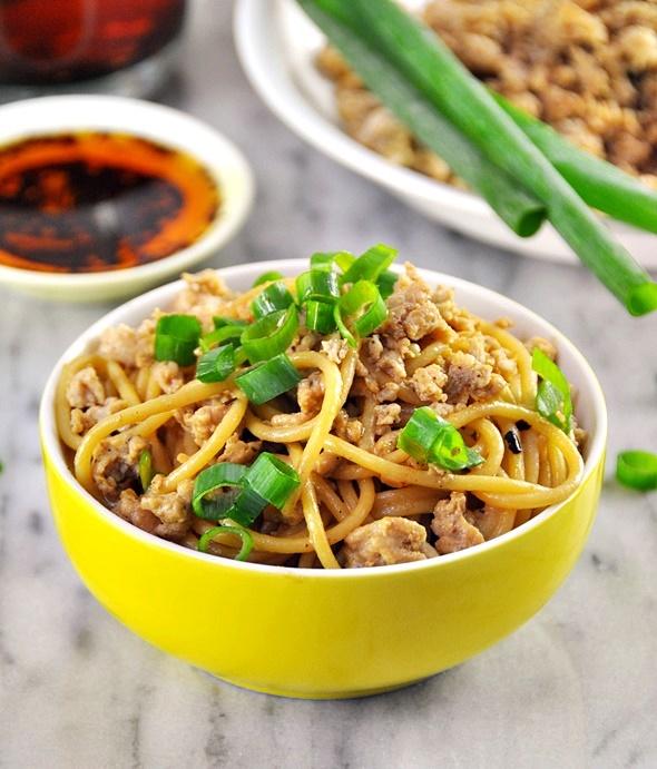 [Recipe] Dan Dan Noodles