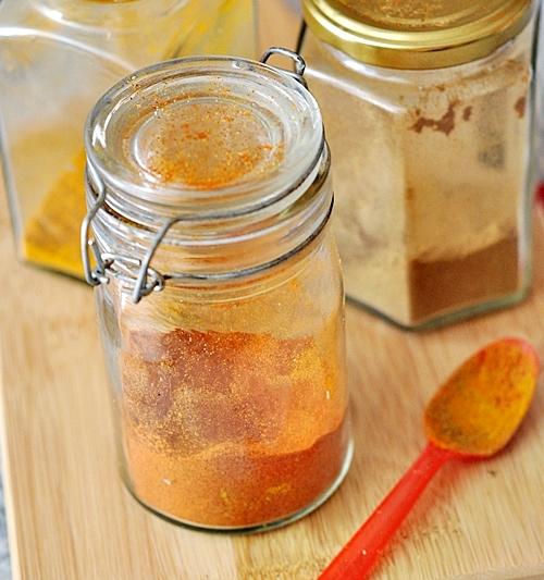 Kitchen Tip – Spices Storage