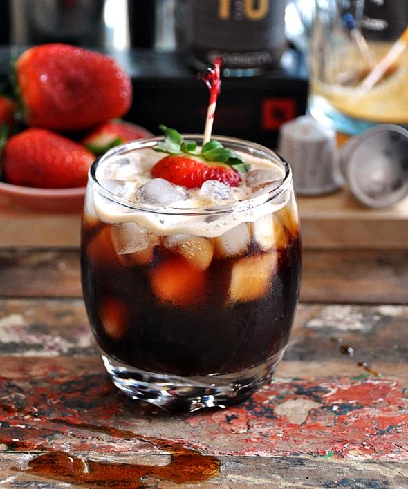Nespresso Napoli Bitter Mocktail