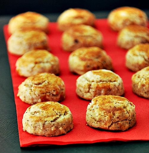 Chinese Hazelnut Cookies + Happy Chinese New Year