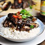 Garlic & Ginger Soy Caramelised Steak
