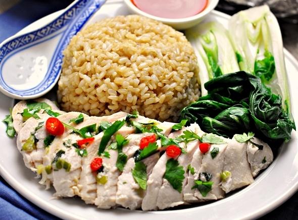 Cheat's Chicken Rice