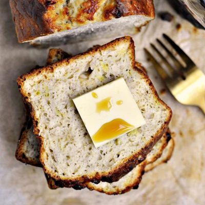 How to save money on groceries (4-ingredient Banana Bread Recipe incl)